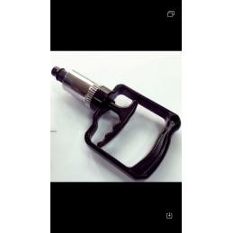 Pistolet Pompe Noir Ventouse et Hijama