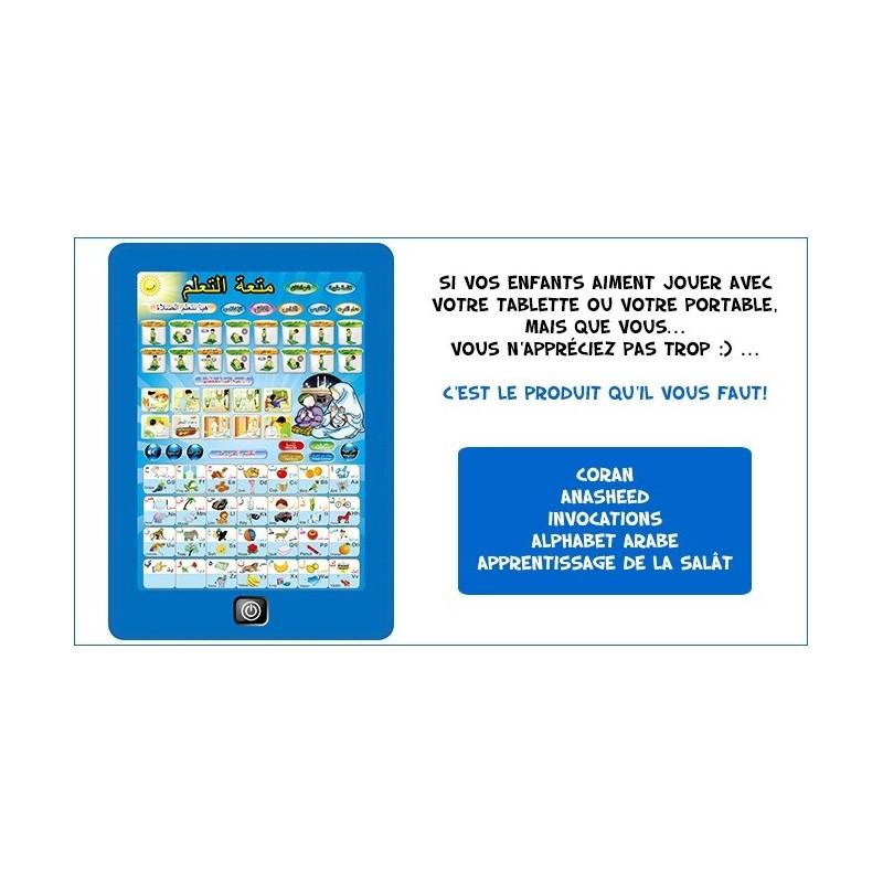 tablette islamique educative
