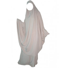 Le lot de 2 jilbab SAFFA