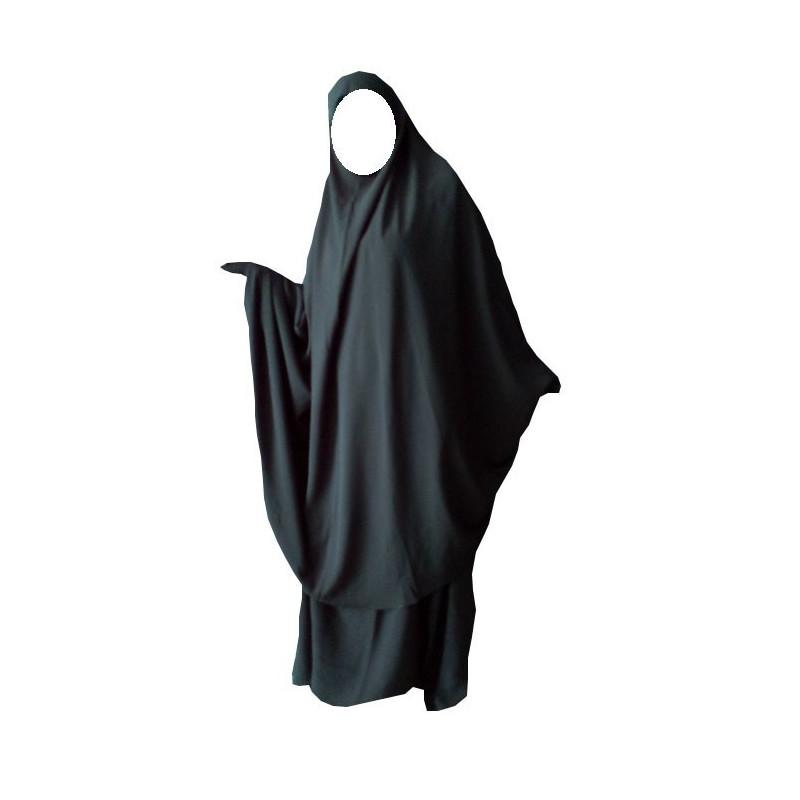Le lot de 10 jilbab SAFFA COLLECTION