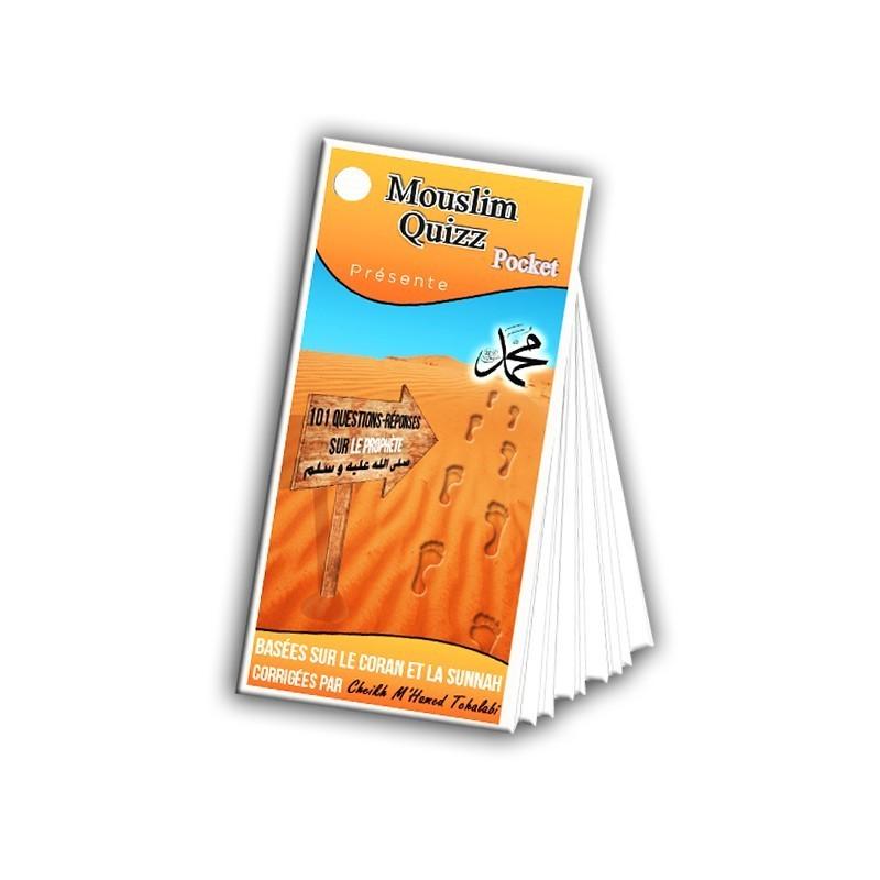 Mouslim Quizz, connait-tu ton Prophète ?
