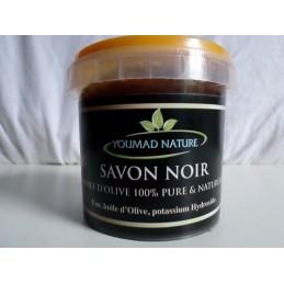 Savon Noir 100% Pur & Naturelle