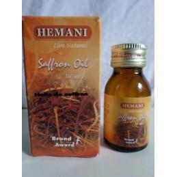 Huile de Safran - Hémani