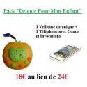 """Pack """"Détente Pour Mon Enfant"""""""