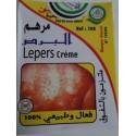 """Crème """"Lepers"""" - Traitement pour la lèpre"""