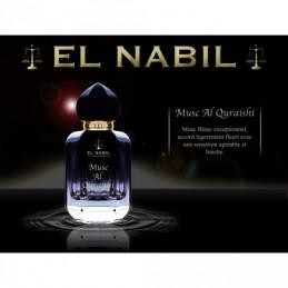 Eau de parfum Musc Al Quraishi - El Nabil 50ml