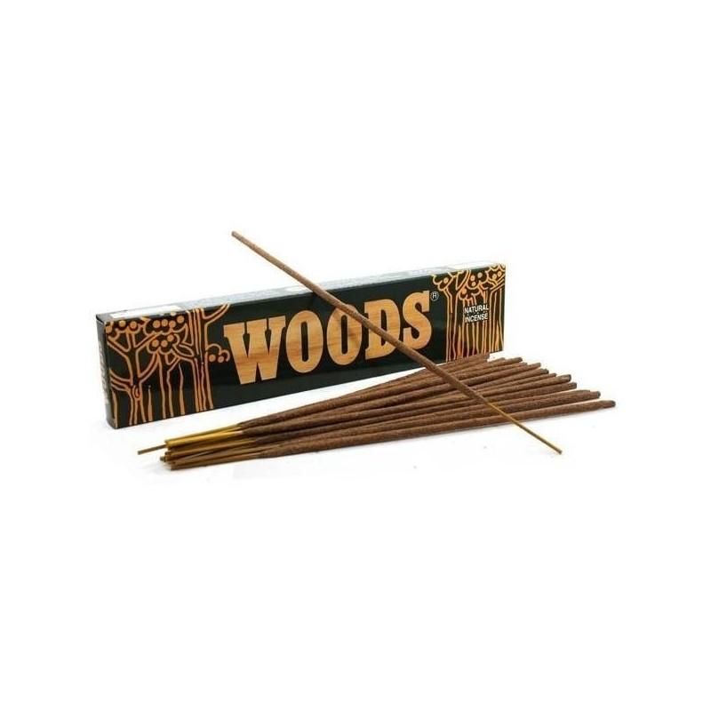 Bàtonnets d'Encens Woods