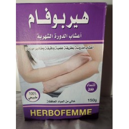 Herbo Femme - Traitement douleurs menstruelles, pertes ...