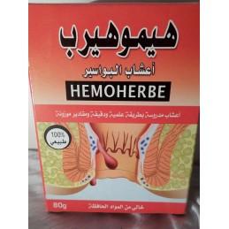 Hemo Herbe - Traitement pour les hémorroïdes