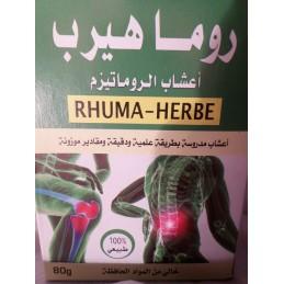Rhuma Herbe - Traitement pour le rhumatisme