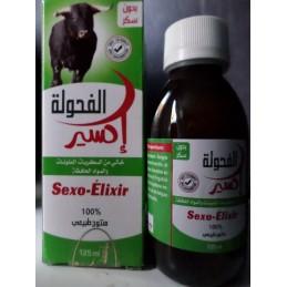 Sexo-Elixir - Sans sucre