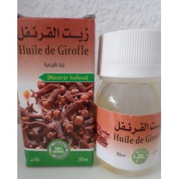 Huile de Girofle Bio