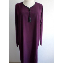 Abaya Alhaya - Violet