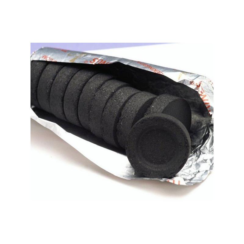 Pastilles de charbon pour encens