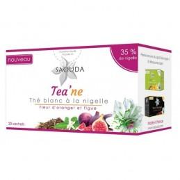 Thé blanc a la Nigelle