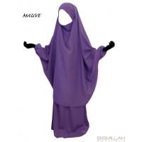 Jilbab Abaya fillette